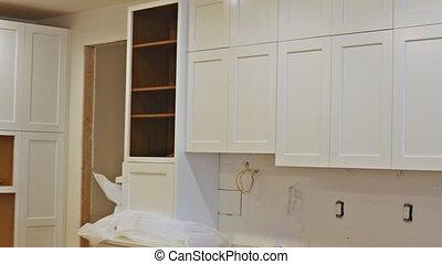 Modern kitchen interior Home Improvement Kitchen Remodel