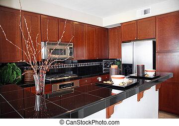 Modern kitchen - Kitchen interior