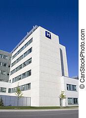 modern, klinikum