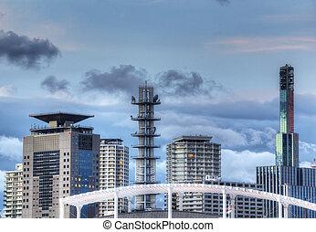 Modern Kobe Skyline