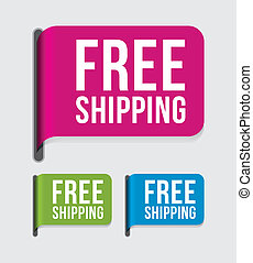 Use this label to highlight free shipping.