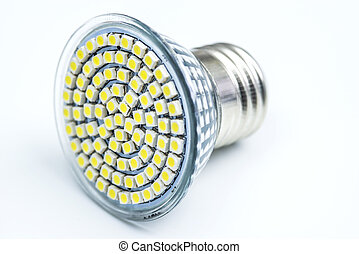 Modern LED light bulb