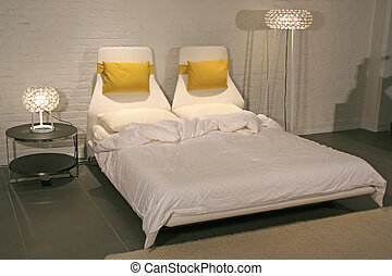 Modern Lifestyle - Interior of a Bedroom