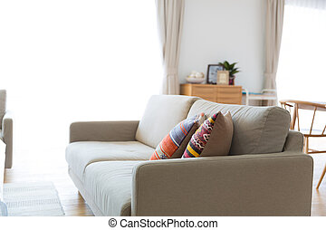 living room - Modern living room interior