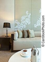 Living Room - Modern Living Room