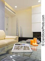 Living Room - Modern Luxury Living Room