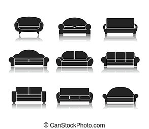 Modern Luxury Sofas and Couches - Modern luxury sofas and...