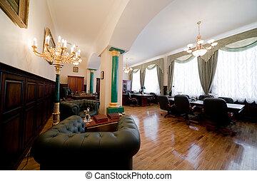 Moderne luxus büro  Modern, luxus, buero. Antiquarian, modern, themen, buero ...