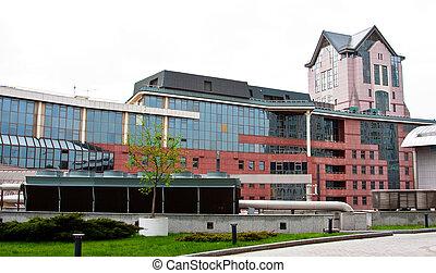 Modern medical-center