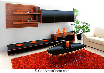 modern meubilair