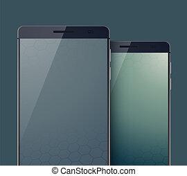 Modern Mobile Design Concept