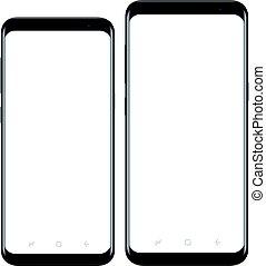 Modern mobile phone
