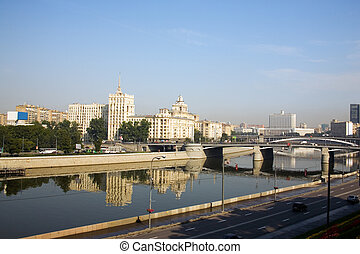 Modern Moscow