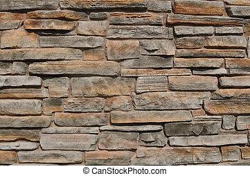 Modern Multi Color Stone Background