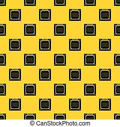 Modern multicore CPU pattern vector