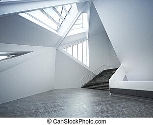 Modern new interior