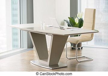 Modern office apartment