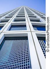 Modern office building - Skyscrapers, Tel, Aviv, Israel
