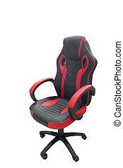 Modern office chair.