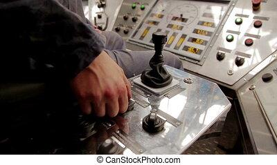 Modern Oil Drilling Rig remote control