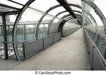 Modern passageway