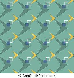 Modern Pattern Vector Illustration