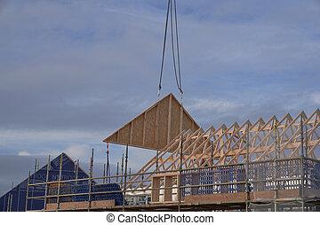 Modern roof construction