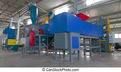 Modern Plastic recycling is the process of waste plastic...