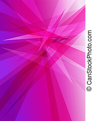 Modern Purple Abstract Background - Purple Background with...