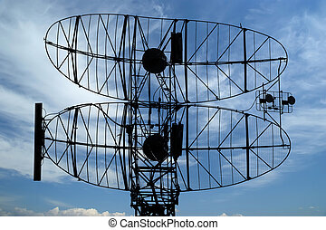 Modern radar is designed and automatic tracking of targets...