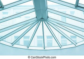 Modern roof top