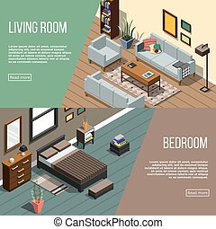 Modern Room Banners Collection