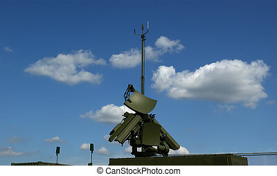 Modern Russian UNV-2V radar is designed and automatic...