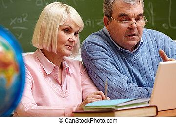 Modern seniors
