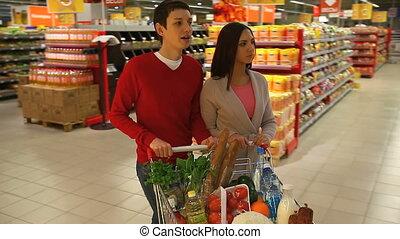 Modern shoppers