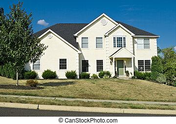 Modern Single Family Home in Suburban Philadelphia, PA...