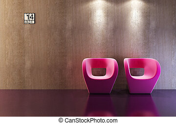 modern sofa 3D rendering - modern sofa 3D computer rendering...
