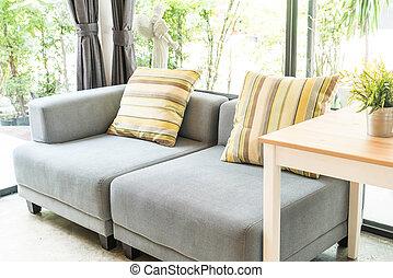 modern sofa interior decoration