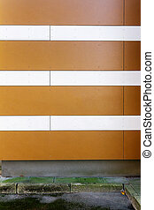 Modern striped wall texture background