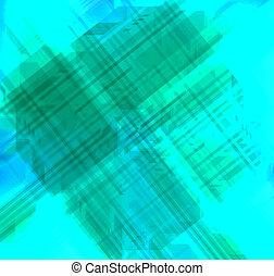 Modern Technical blue background