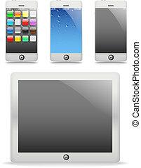 Modern touch gadgets