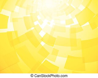 modern twisted yellow background - modern twisted light...