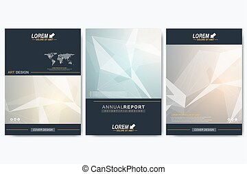 Modern vector template for brochure, Leaflet, flyer, advert,...
