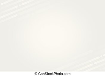 modern white abstract technology background
