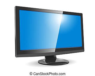 Modern widescreen display