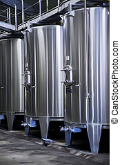 modern wine production
