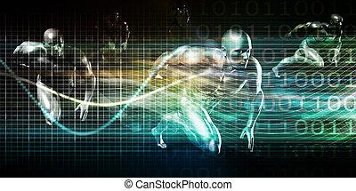 Modern Wireless Technology and Social Network Technologies...