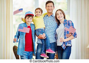 moderne, américains