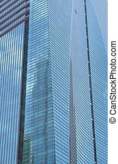 moderne, bâtiments