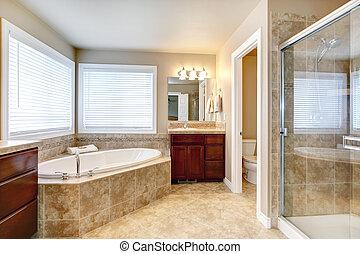 Hout in de badkamer bij deze tips interior junkie